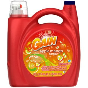 Gain with FreshLock for HE Machines Apple Mango Tango Liquid