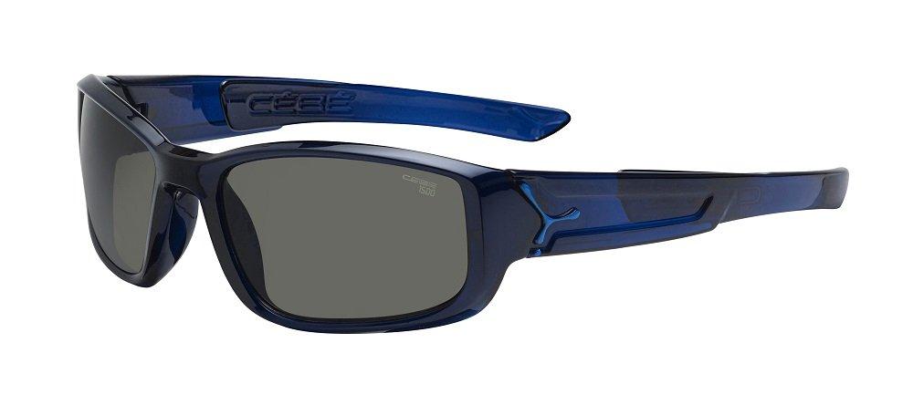 Cébé Sonnenbrille, S'break Cristal Navy 1500 Grey, S, CBSBRK3
