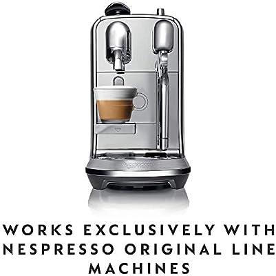 Nespresso Capsulas naranja - 50x Linizio Lungo - Original Nestlé - Lungo cafe - Surtido: Amazon.es: Alimentación y bebidas