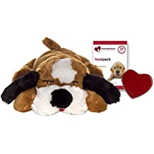 Smart Pet Love Snuggle Puppy Behavioral Aid Toy, Brown and White