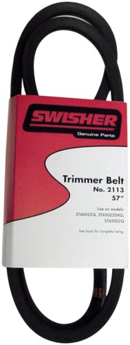 Swisher 2113 57-Inch Belt - Fits select Swisher String Trimmers