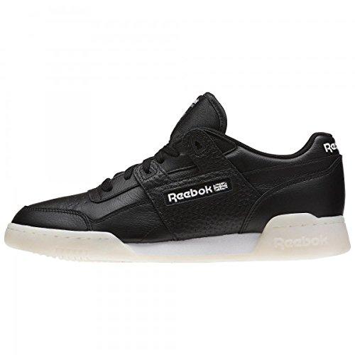 Reebok Workout Plus Id Hombre Zapatillas Negro negro