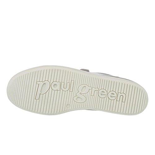 Sølv 039 Kvinners Green Paul 4488 Trenere qUa4R