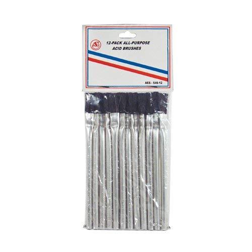 12pc Acid Brush Set