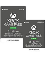 Xbox Game Pass Ultimate | 3 Monate   + 3 Monate GRATIS | Xbox One/Windows 10 PC - Download Code