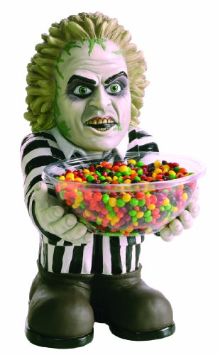 [Beetlejuice Candy Bowl Holder] (Beetle Juice Wig)