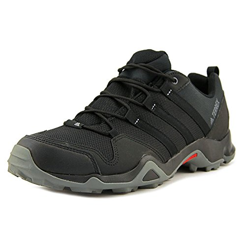 adidas outdoor Terrex AX2R Hiking Shoe - Mens Black/Black/Vista Grey, 11.0