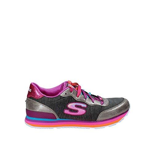 Skechers 84217L Sportschuhe Kind Grau