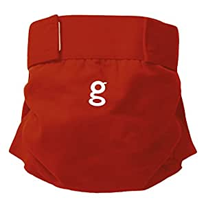 gDiapers Good Fortune Red gPants, Small (8-14 lbs)