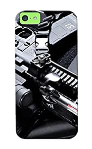 Assault Rifle Case Compatible With Iphone 5c/ Hot Protection Case(best Gift Choice For Lovers)