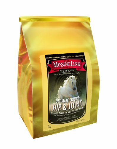 The Missing Link 10-Pound Equine Plus Formula with Joint Support for Horses (Best Foods For Joints And Tendons)
