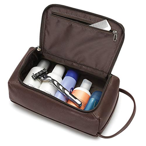 The Wide Mouth Toiletry Carry-On -
