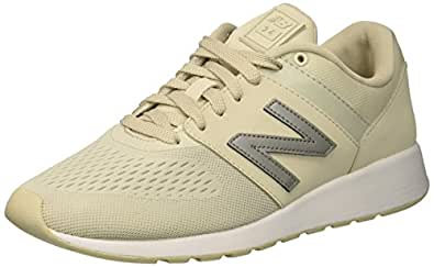 New Balance Women's 24v1 Lifestyle Shoe Sneaker, Moonbeam, 5.5 W US
