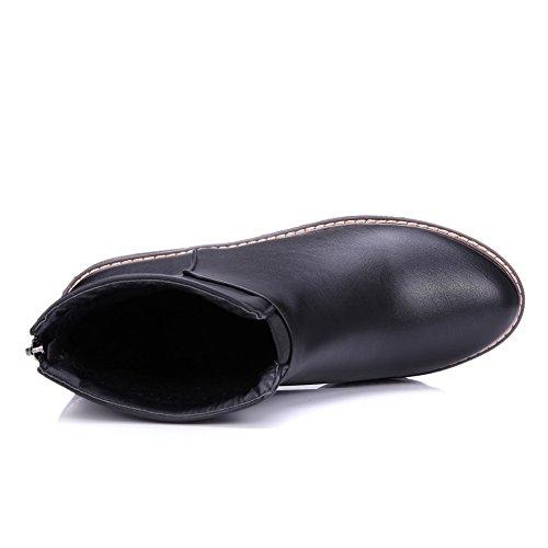 Balamasa Stivaletto Donna Black Pantofole A qxXXYw47