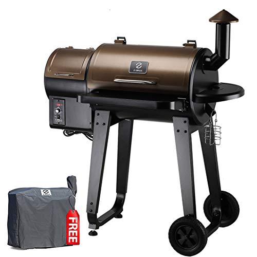Z Grills ZPG-450A 2019 Wood Pellet Grill & Smoker