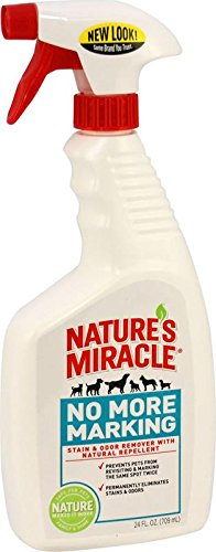 Nature's Miracle No More Marking, 24-Ounce Spray (P-5558) (Dog Boutique Online)