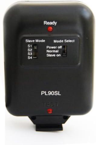 Digital Slave Flash With BracketFor The Fuji Film 3D W3 F300 EXR Digital Cameras F300EXR