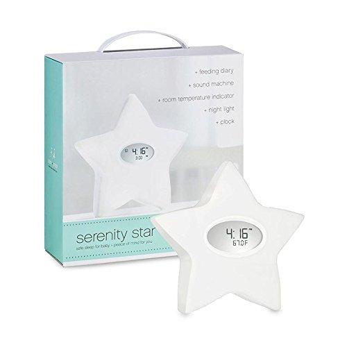 aden anais Serenity Star Sistema electr/ónico para el cuidado del beb/é