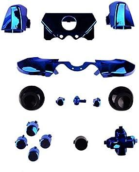 Bumpers Triggers Buttons DPad LB RB LT RT - Botones para Mando Xbox One Elite, Color Azul: Amazon.es: Informática