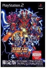 Super Robot Taisen Impact [Limited Edition]: Amazon.es ...