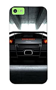 Improviselike Hot Tpye Lamborghini Murcielago Case Cover For Iphone 5c For Christmas Day's Gifts