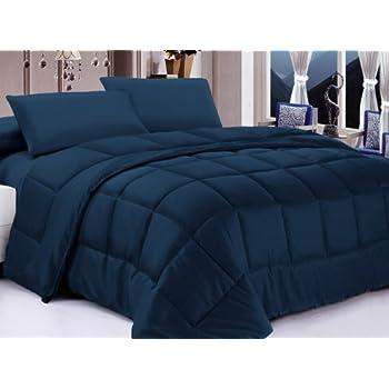 this item posh home alternative down comforter twin navy