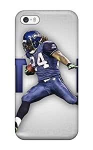 For Iphone 5/5s Tpu Phone Case Cover(seattleeahawks )