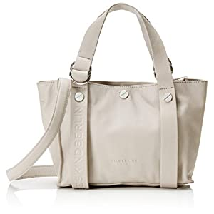 Liebeskind Berlin Damen Ring Shopper Medium Schultertasche, 22x17x37 cm