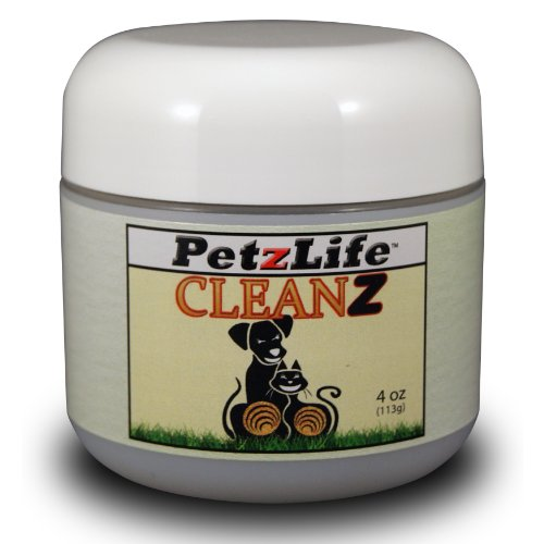 PetzLife Cleanz Parasite Repellent, 4-Ounce