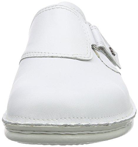 Zuecos Comfort Venedig blanco Hombre Finn Blanco Z8ARgqwnn