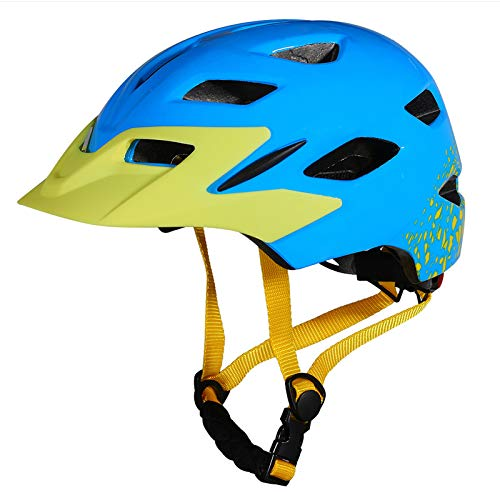 Bilaki Kids Bike Helmet, Multi-Sport Cycling Skating Scooter Lightweight Safety Helmet for Boys Girls, Adjustable from…