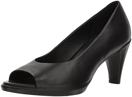 Heels Black Open Toe Black 55 Women's Shape 1001 ECCO wtIqX0O