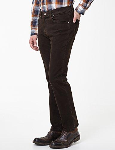 Pantalon 40 Braun Megaflex brown Pioneer Rando Homme 6wRqEFZ