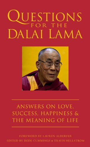 Download Questions for the Dalai Lama: Answers on Love, Success, Happiness, & the Meaning of Life (Little Boo [Hardcover] ebook
