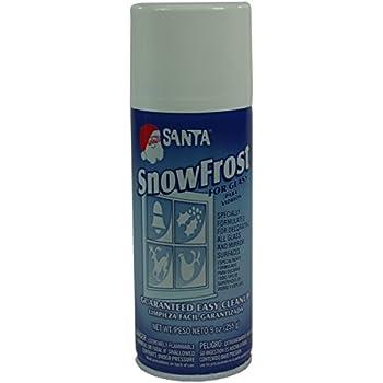 Santa Spray On Snow Frost For Glass [90 522]
