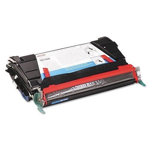 InfoPrint Solutions Company 39V1626 39V1626 High-Yield Toner, 7000 Page-Yield, Cyan ()