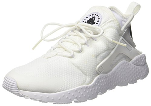 Air Entrainement Running de Blanco black Ultra Run W Femme Blanco Nike Huarache White White Chaussures 45wZqp