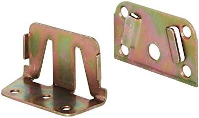 Herraje somier metálico con superficie de apoyo de acero ...