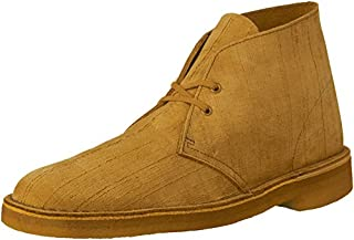 CLARKS Men's Desert Chukka Boot, Bronze, 10 M US (B01AAV5ZU8) | Amazon price tracker / tracking, Amazon price history charts, Amazon price watches, Amazon price drop alerts