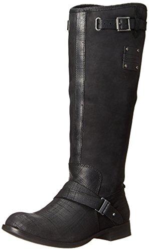 Larv Kvinna Corrine Tall Boot - P307321 Svart