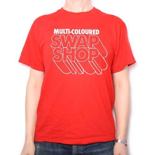 Multi-Coloured Swap Shop T-shirt