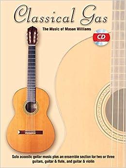 Amazon com: Classical Gas -- The Music of Mason Williams