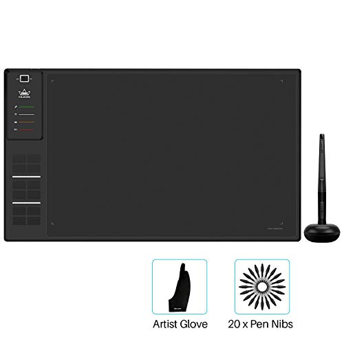 Huion Inspiroy WH1409 V2 Wireless Digital Graphic Drawing Ta
