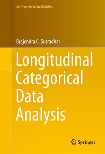 Longitudinal Categorical Data Analysis (Springer Series in Statistics) Pdf