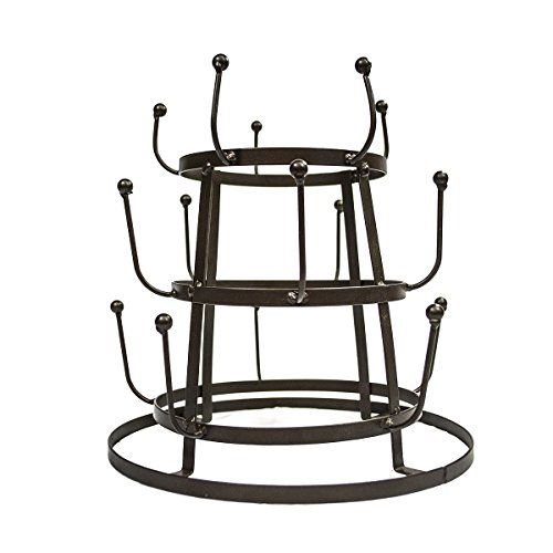 Sorbus Mug Holder Tree Organizer/Drying Rack Stand