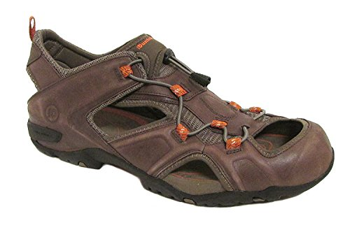 New Balance Dunham Mens Vibe Ruggards Brown Fisherman Sandals US 15, brown, 50 EU/14.5 UK