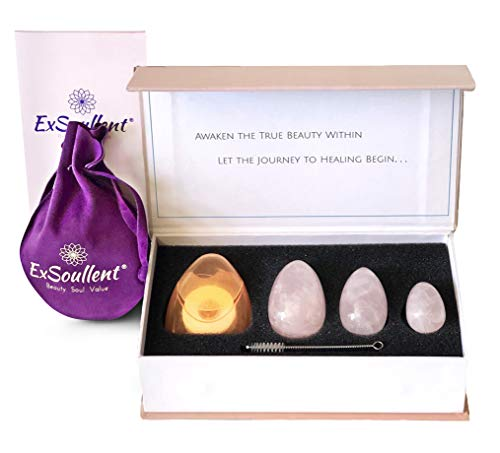 ExSoullent Jade Yoni Eggs Certified product image