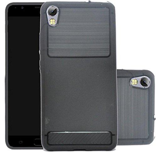 pretty nice 21489 46528 ECellStreet Soft Back Case Cover For Tecno i5 Pro - Black