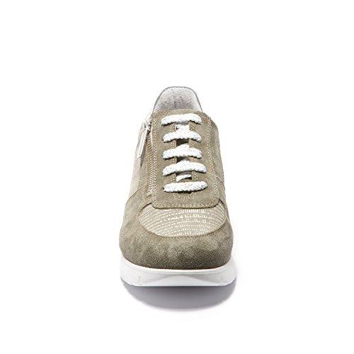 C 007 Rose Mujer para 394 Easy'n Sneakers Alga wHpFtxH0vq