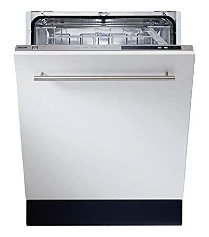 Sharp Home Appliances QWD21I492XDE Totalmente integrado ...